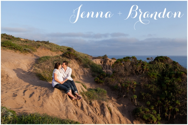 Point Dume Maternity Photo
