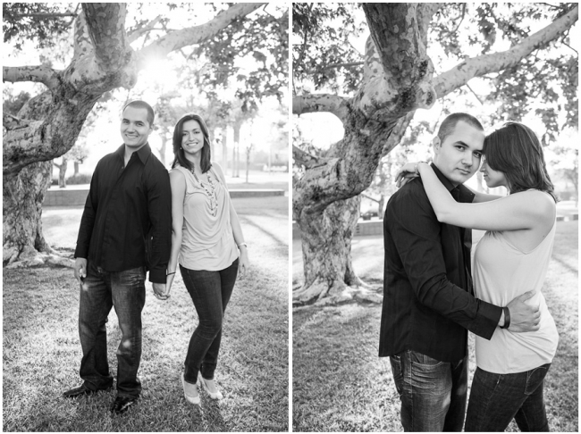 Los Angeles Engagement Photos