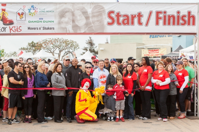 Long Beach Ronald McDonald House Walk for Kids