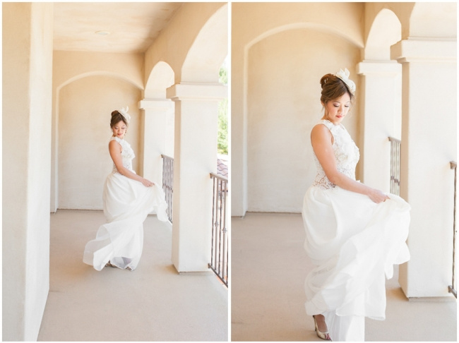 Agoura Hills Day After Session Photo Wedding cute dress