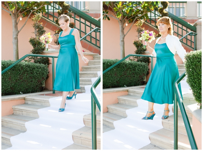 Monterey Plaza Resort Wedding Photo