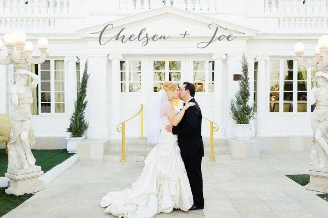 Anaheim White House Wedding