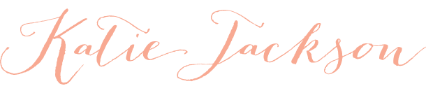 Katie Jackson Blog logo